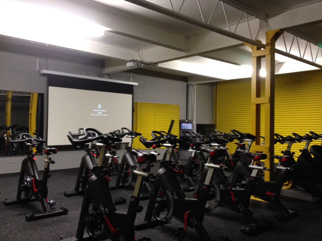 We've fitted many Xercise4Less Health Clubs with new AV equipment, both completely new clubs and refurbishments.